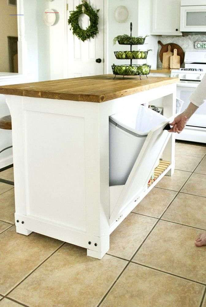 Kitchen Island Countertop Idéer