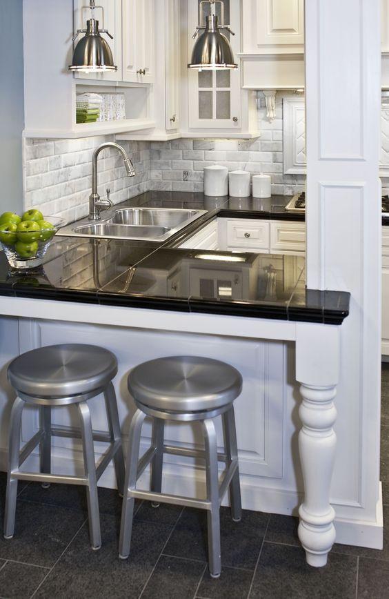 Kitchen Peninsula Idéer