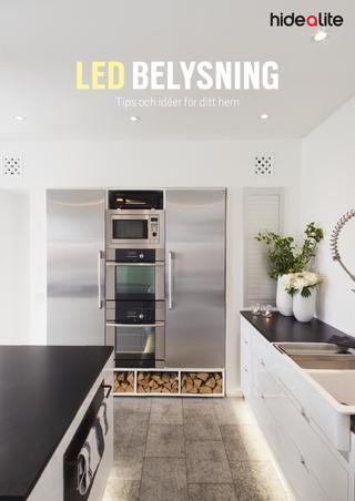 Kök ledde belysning idéer