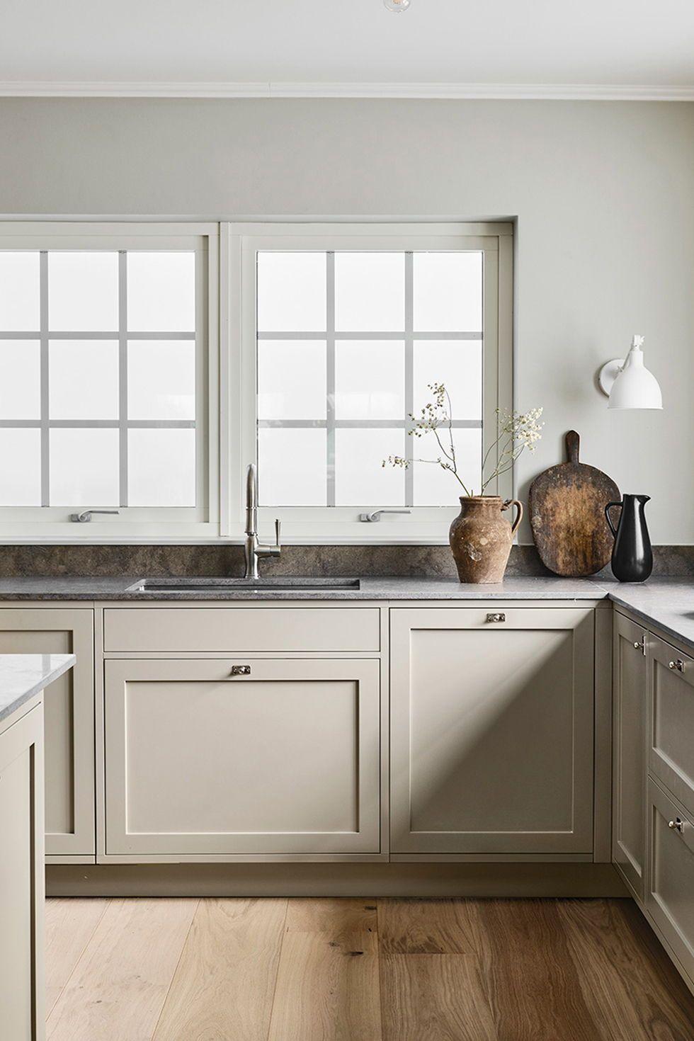 Kökinredning för lägenheter för att skapa det perfekta köket