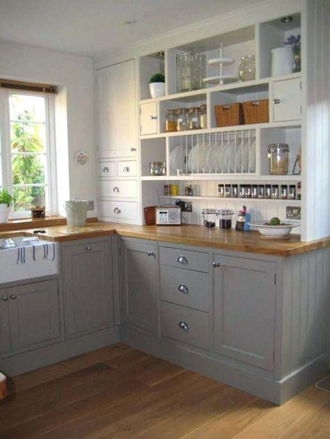 Köksbåsidéer för ditt lilla kök