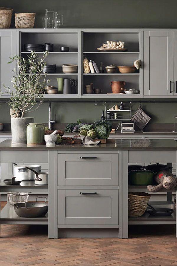 Köksdesign – färgade kök för dig
