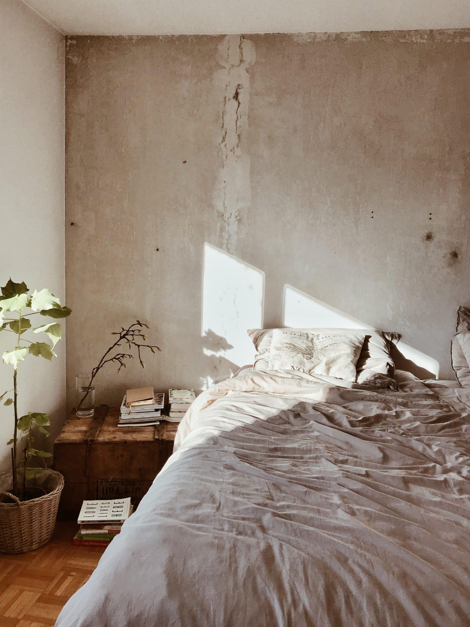 Lägger till personlighet i ditt sovrum