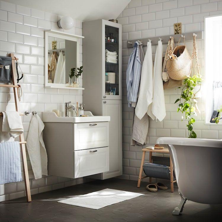 Letar du efter inspiration för modern badrumsinredning?