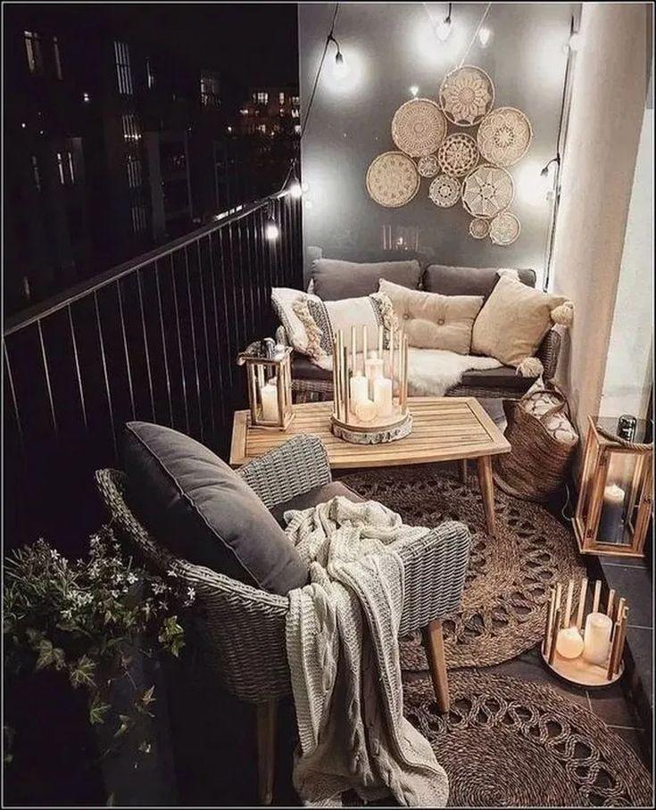Liten lägenhet dekorera och inredning på en budget