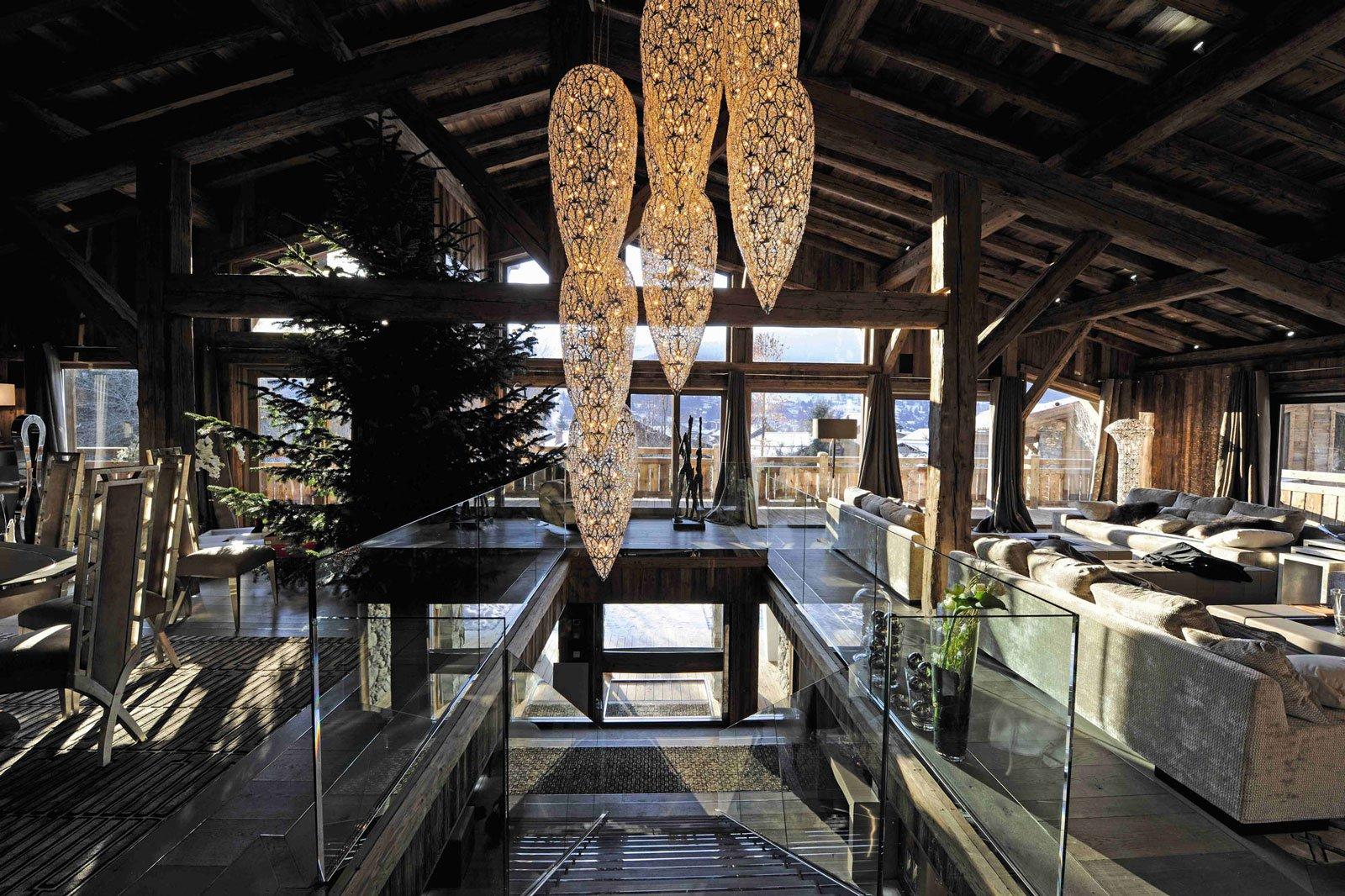 Lyxig Chalet Brickell designad av Pure Concept
