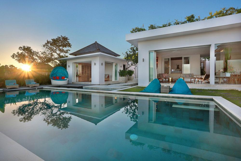 Lyxvilla på Bali designad av Jodie Cooper Design