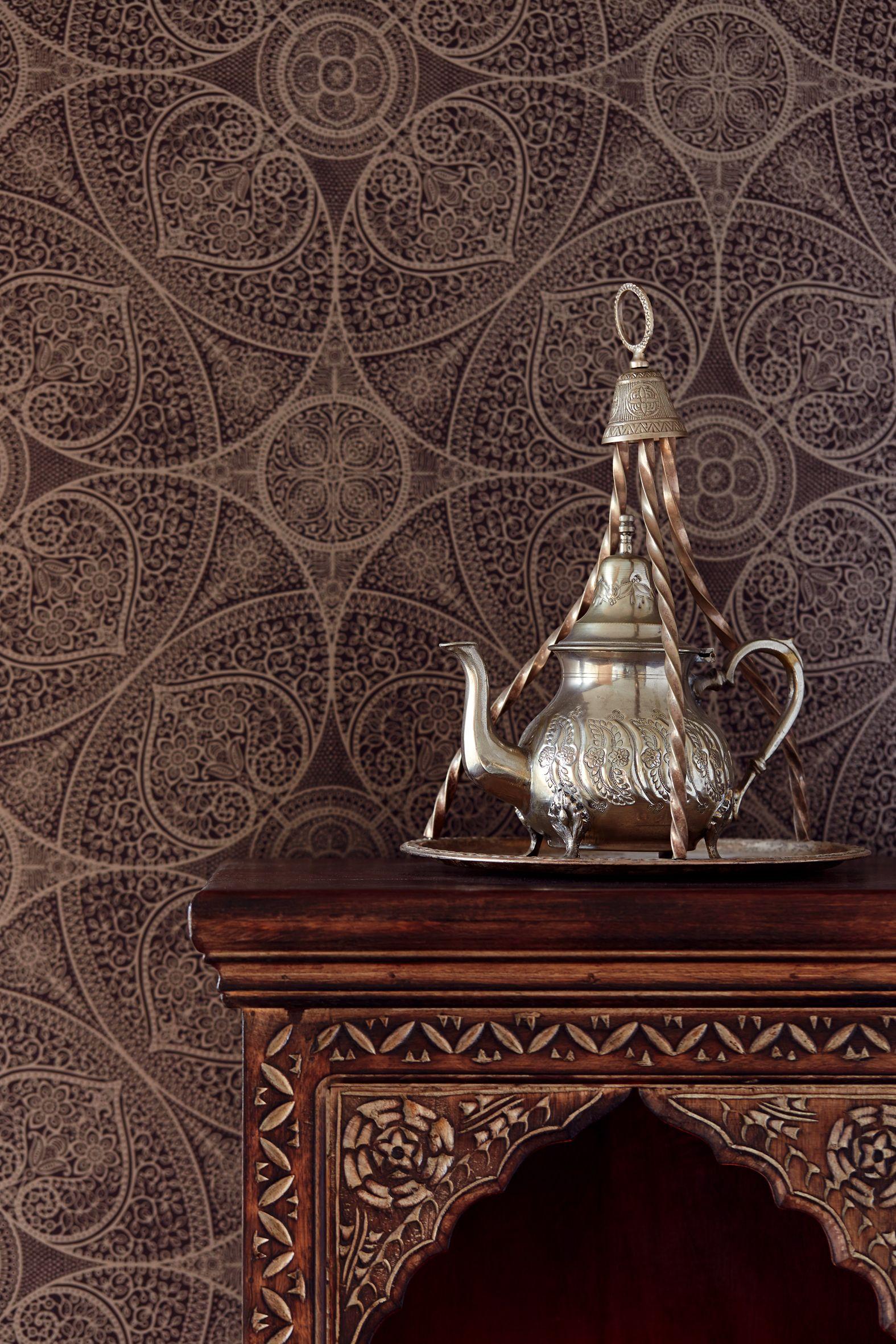 Marockansk väggdekor