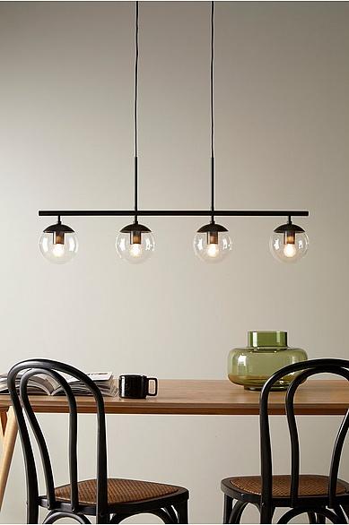 Matsal belysning design