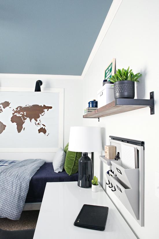 Med denna typ av inspiration bör det vara enkelt att dekorera ett tonårsrum