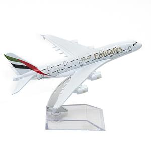 Metall flygplan dekor