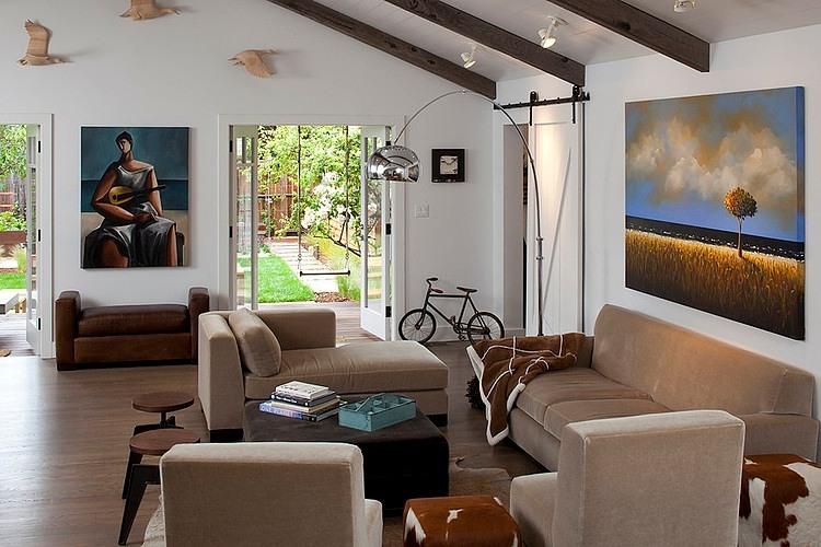 Mill Valley House designat av Artistic Designs for Living