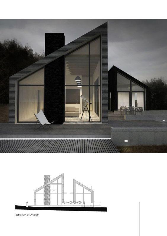 Modern och kreativ husarkitektur – 21 exempel