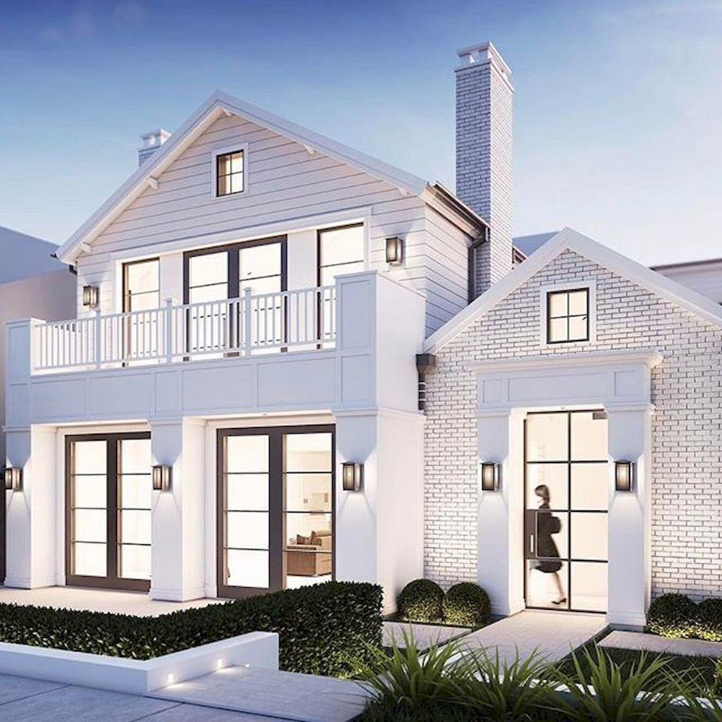 Moderna hus exteriör design stilar och idéer