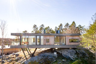 Moderna idéer för husingångsdesign