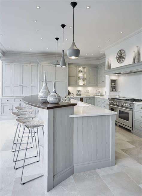 Moderna Kitchen Island-idéer
