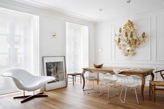 Moderna möbler med en elegant design är vad ditt hem behöver