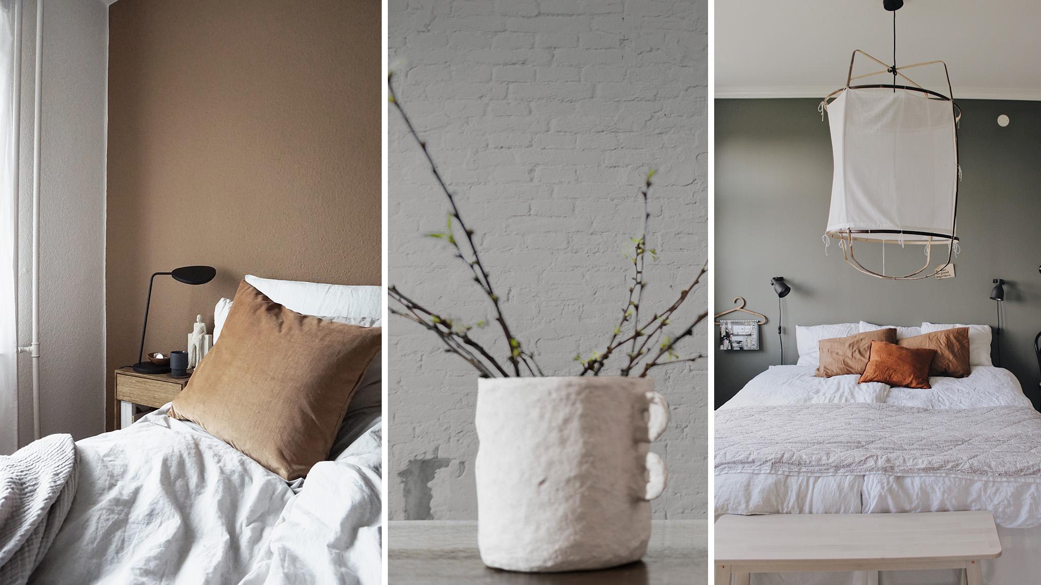Njut av ditt liv med dessa färgglada sovrum