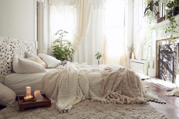 Romantiska sovrumsidéer