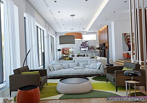 Samtida inredningsdesign – 20 fantastiska rum