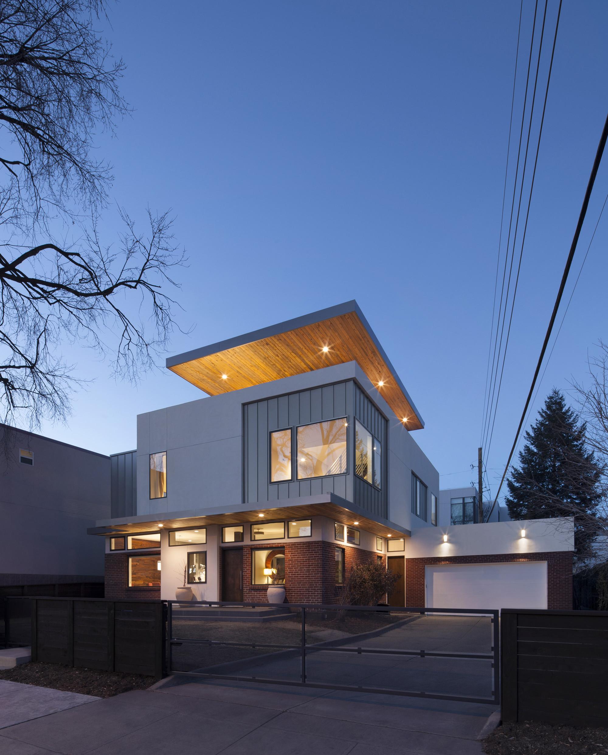 Shift Top House designad av Meridian 105 Architecture