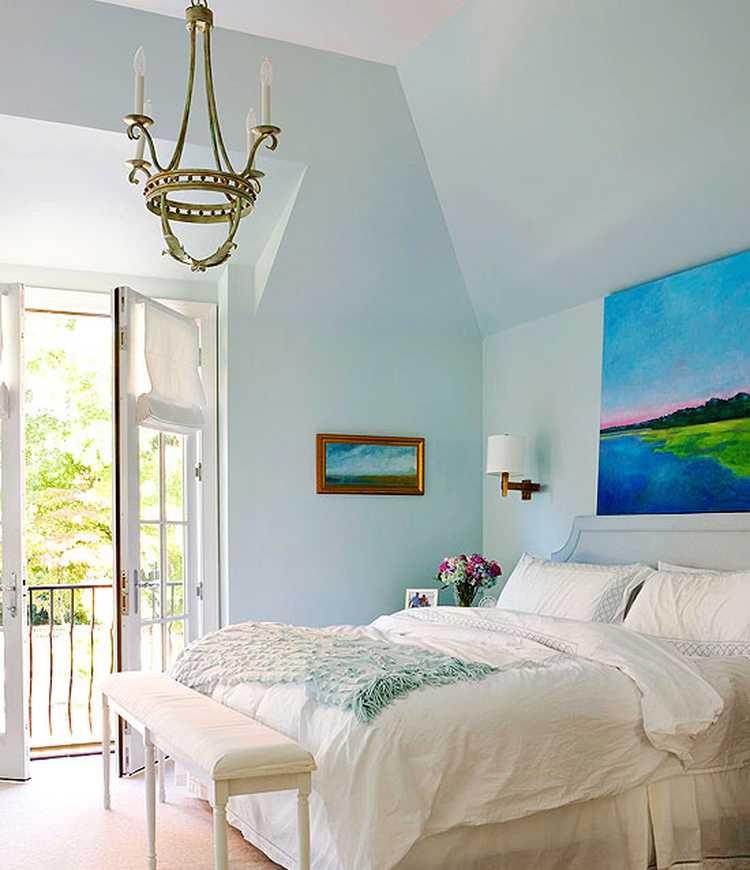 Skapa en iögonfallande kontaktpunkt i ditt sovrum