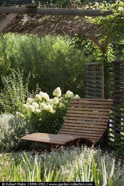 Skapa en oas utomhus i din trädgård