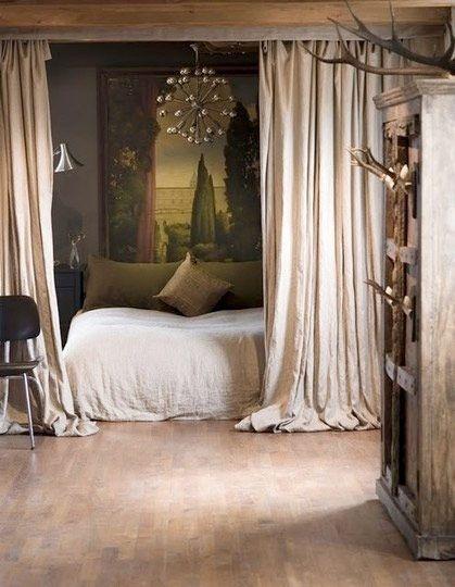 Skapa ett fransk Joli Country-sovrum