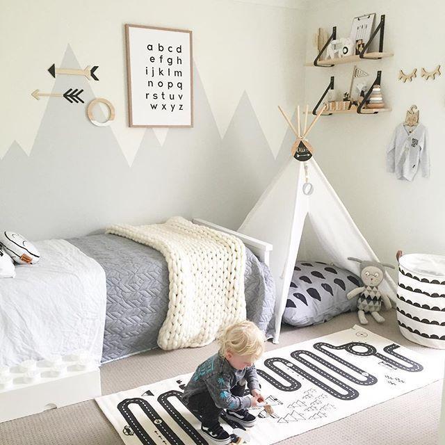 Småbarnsrum Idéer