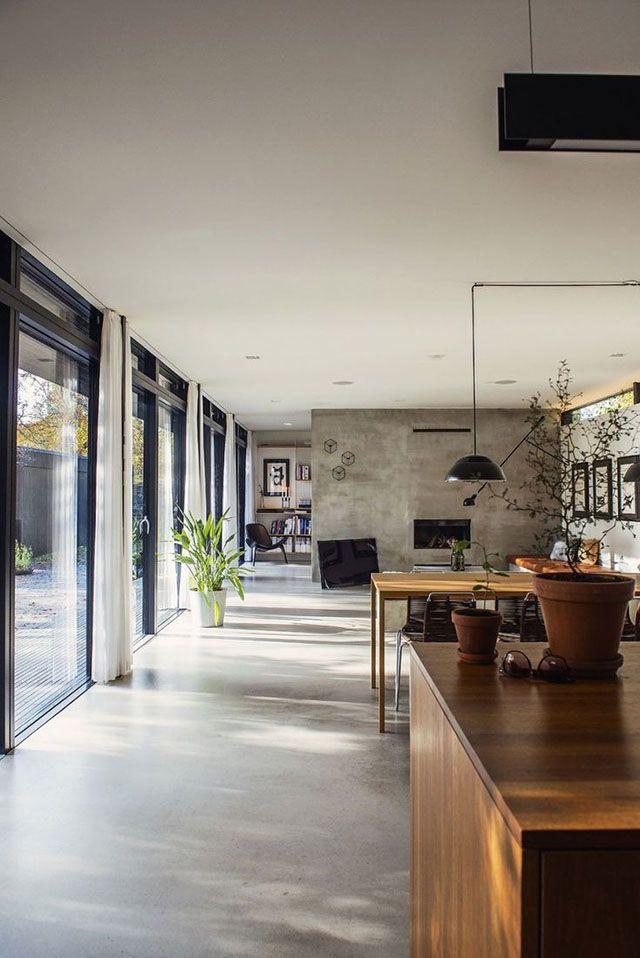 Snygga exempel på modern husarkitektur