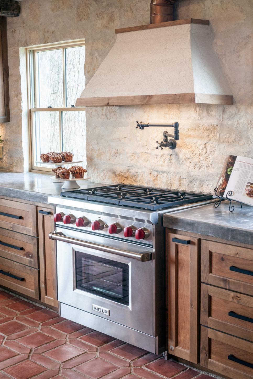 Southwest Kitchen Backsplash Idéer