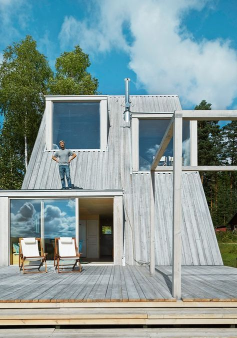 Spektakulära Mosman House av Anderson Architecture