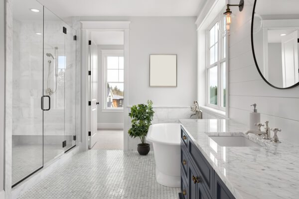 Styling av ditt badrum bör vara en prioritet