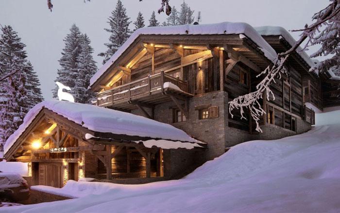 Superb Mountain Retreat Chalet Grande Roche