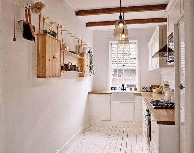 Tips och inspiration för att designa ett litet kök