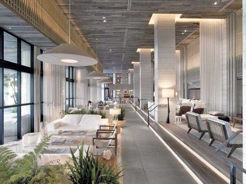 Unik hotellupplevelse designad av Meyer Davis Studio Inc.