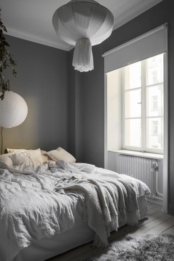 Uppvisning av sovrumsinredningsbilder