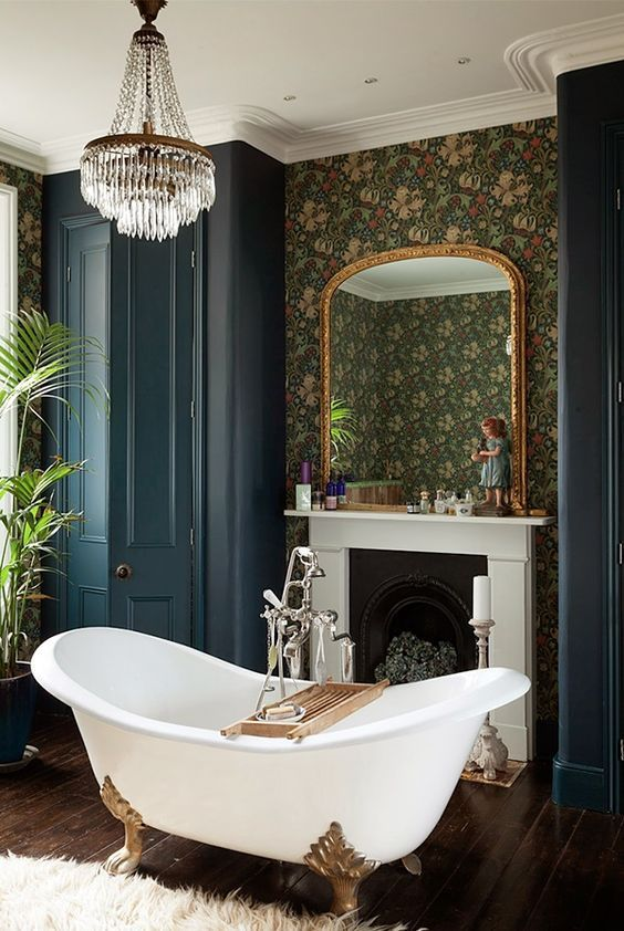 Viktorianska badrumsidéer