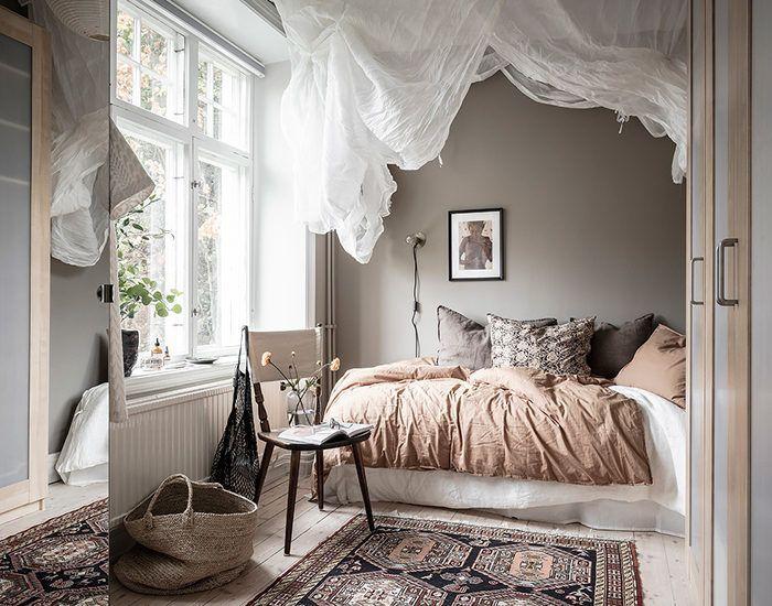 Vintage sovrum idéer som inte bör förbises