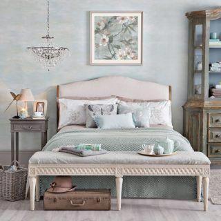 Vintage sovrum Idéer