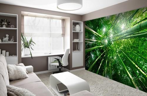 Wallpaper Mural Designs för att ge dig idéer till väggarna i ditt hem