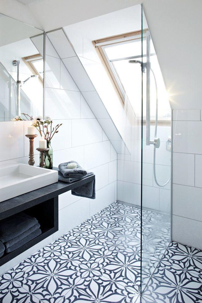 Wet Room Decor och designidéer
